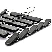 El plastico / PÁGINAS Triángulo Creativo Casa Organización, 5 piezas Perchas