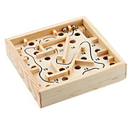 Недорогие -Кубик рубик Чужой Спидкуб Кубики-головоломки Лабиринт Деревянный лабиринт головоломка Куб профессиональный уровень Скорость Новый год