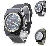 cheap -Unisex's Fabric Analog Quartz Wrist Watch (Assorted Colors) Cool Watch Unique Watch