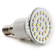 E14 GU10 E26/E27 LED Spotlight PAR38 30 SMD 3528 90lm Warm White 2800K AC 220-240V