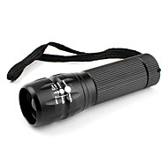 LED Flashlights / Torch LED lm 3 Mode - Zoomable Adjustable Focus Camping/Hiking/Caving