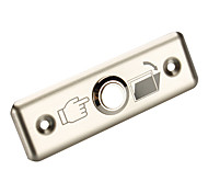cheap -Stainless Steel Exit Button A