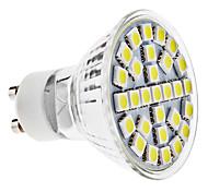 abordables -170 lm GU10 Focos LED MR16 29 leds SMD 5050 Blanco Natural AC 100-240V