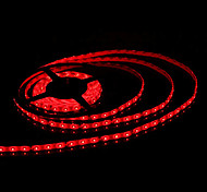 Z®ZDM Waterproof 5M 300x3528 SMD Red Light LED Strip Lamp (12V)