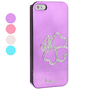 cheap -Clover Pattern Hard Case for iPhone 5/5S (Assorted Colors) iPhone Cases