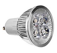 abordables -4W 3000 lm GU10 Focos LED 4 leds LED de Alta Potencia Decorativa Blanco Cálido AC 85-265V