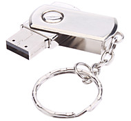 cheap -16GB Rotate Metal Material Mini USB Flash Pen Drive