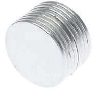 Magnetspielsachen 30 Stücke 10*1 MM Magnetspielsachen Bausteine Super Strong Seltenerd-Magneten Executive-Spielzeug Puzzle-Würfel Für