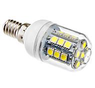 3W E14 Bombillas LED de Mazorca T 27 SMD 5050 190 lm Blanco Natural 5500K K AC 100-240 V
