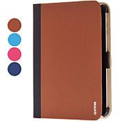 COMMA Graceful Demin Leather Case for iPad mini 3, iPad mini 2, iPad mini (Optional Colors)