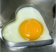 cheap -Stainless Heart-shaped Fried Egg Mold