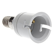 cheap -E14 to B22 LED Bulbs Socket Adapter High Quality Lighting Accessory