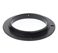 Lente anillo reverso macro del adaptador 52mm para Nikon AF AI Mount D3 D5100
