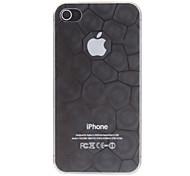 ultramince cube d'eau étui rigide pc transparent pour iphone 7 7 plus 6s 6 plus soi 5s 5c 5 4s 4