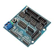 Недорогие -совместимый (для Arduino) датчик щит v5.0 расширение датчик доска
