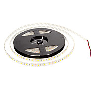 cheap -Z®ZDM Waterproof 5M 60W 60x5050SMD 3000-3600LM 2800-3200K Warm White Light LED Strip Light (DC12V)