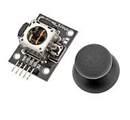 Недорогие -Модуль джойстик PS2 пальца для (для Arduino) дистанционного интерактивных продуктов