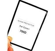 FOTGA® Premium LCD Screen Panel Protector Glass for Canon EOS 700D