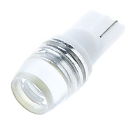T10 W5W 168 194 W5W 1W Lens LED Light Side Wedge Lamp Bulb White