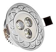 abordables -285 lm Lampes Encastrées 3 diodes électroluminescentes LED Haute Puissance Blanc Froid AC 85-265V