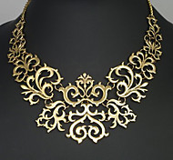 Women's Statement Necklace Alloy Statement Necklace , Vintage European Party Anniversary Birthday Congratulations Thank You Gift