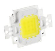cheap -DIY 10W 700-800LM 300mA 6000-6500K Cool White Light Integrated LED Module (32-35V)