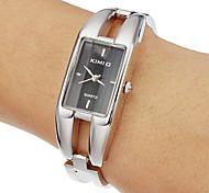 Women's Rectangle Dial Quartz Analog Bracelet Watch Cool Watches Unique Watches Fashion Watch