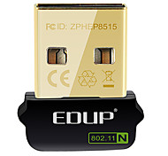 preiswerte -EDUP EP-N8508GS IEEE802.11b/g/n 150Mbps Wireless Network Adapter USB Dongle