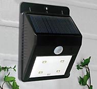 Недорогие -1шт настенный светильник / свет сада 4 Светодиодные бусины Высокомощный LED Декоративная Холодный белый