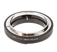 FD-EOS Camera Lens Adapter Ring (Black)