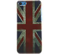 cheap -Retro the Union Jack Pattern Hard Case For iPhone 7 7 Plus 6s 6 Plus SE 5s 5c 5 4s 4