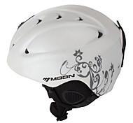 Недорогие -MOON Лыжный шлем Муж. Жен. Шоссейные велосипеды Велосипедный спорт Сноубординг Снежные виды спорта Лыжи Горные Half Shell Легкий вес CE
