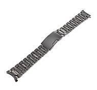 Men's Women's Watch Bands Stainless Steel #(0.064) Watch Accessories