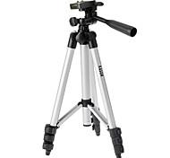 Недорогие -KASON LX-130 4-Раздел штатив камеры (серебро + черный)