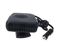 Car Auto Vehicle Electric Fan Heater Heating Windshield Defroster Demist 12V 200W