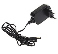 cheap -AC 100-240V Power Supply Adapter Switching 5.5mm/2.1mm 5VDC 2Amp 2000mA(Black, 1.2M)