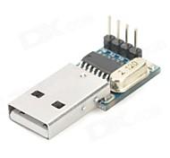 CH340 DIY 5V Mini USB to TTL Board Module