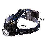 Headlamps Headlight LED 900/1600/1200/450 lm 3 Mode Cree XM-L T6 Cree XM-L2 T6 Rechargeable for Multifunction