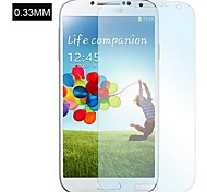 cheap -Screen Protector Samsung Galaxy for S4 Tempered Glass Front Screen Protector