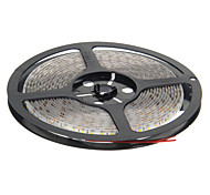 ZDM™ Waterproof 5M 48W 600x3528 SMD Warm White Light LED Strip Lamp (DC 12V)