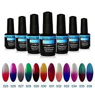 cheap -Nail Polish UV Gel  0.015 1 UV Color Gel Classic Soak off Long Lasting  Daily UV Color Gel Classic High Quality