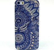 cheap -For iPhone 7 Plus Retro Sunflower Eye Pattern Hard Case for iPhone 5/5S