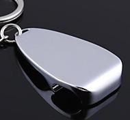 открывалка для бутылок форма металлического серебра брелок игрушки