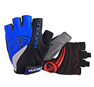 cheap -Nuckily Sports Gloves Bike Gloves / Cycling Gloves Reflective Wearable Breathable Wearproof Protective Anti-skidding Article Glances