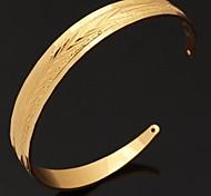 Недорогие -u7® старинные браслет для женщин мужчин 18k реальное золото заполнено платина покрытием браслеты браслеты