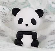 goma de borrar con forma de panda lindo desmontable (color al azar x 2 pcs)