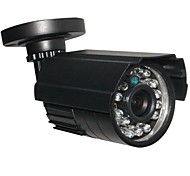 CCTV HD 24IR 900TVL CMOS IR-CUT Day/Night Waterproof Home Security Camera with Bracket