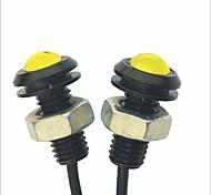 Недорогие -Автомобиль Лампы 1.5W SMD LED 1 Подсветка для номерного знака / Фары дневного света / Противотуманные фары