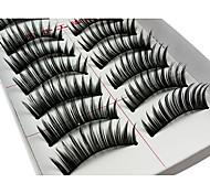 baratos -Pestana Volumizado Maquiagem para o Dia A Dia Alonga a Estremidade do Olho Acessórios para Maquiagem Alta qualidade Diário