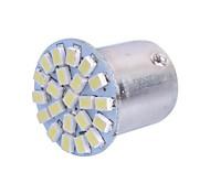 Недорогие -SO.K 1 шт. 1157 Лампы 2W Высокомощный LED 22 Задний свет For Универсальный